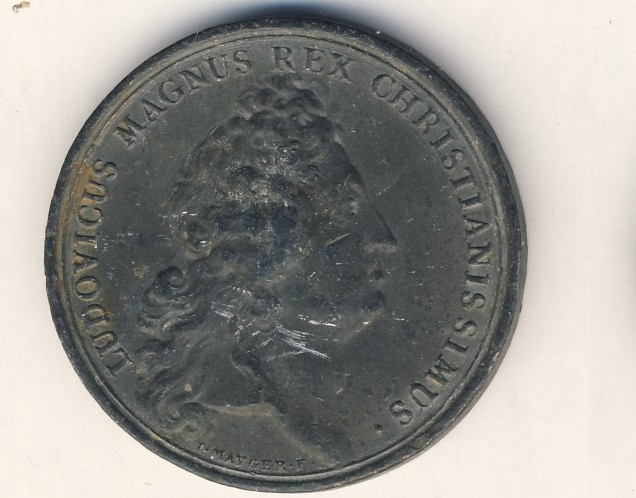 Medal Francis Ludovicus 1683