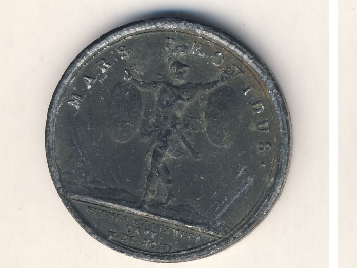 Medal Francis Ludovicus 1693
