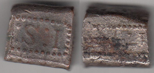 COIN INDONESIA 1 STUVER BONK 1797